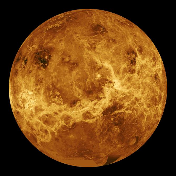 Venus, Morning Star